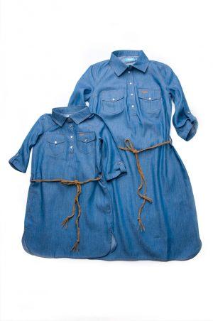 платье фэмили лук мама дочка купить с доставкой