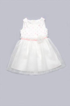 воздушное нарядное платье фатин для девочки доставка