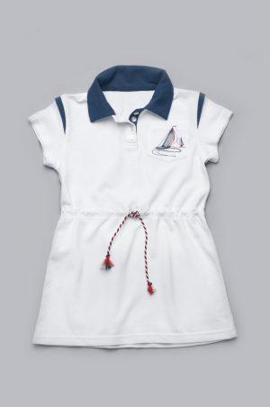 детское белое платье лакоста купить Киев