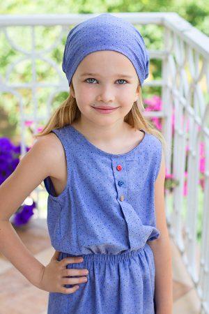 детское летнее платье в горошек купить Харьков