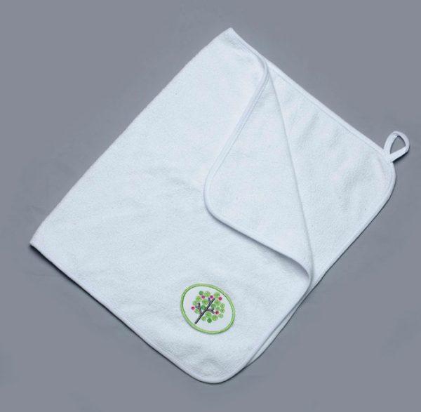 полотенце брендированное для рук махра купить
