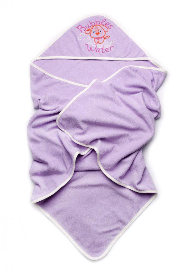 Детское махровое полотенце ТМ Модный карапуз