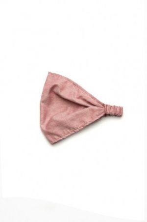 повязка косынка бордо меланж для девочки купить Киев