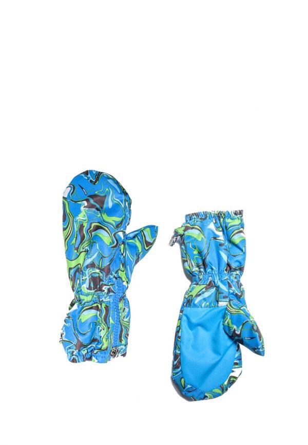 яркие голубые краги для мальчика купить недорого