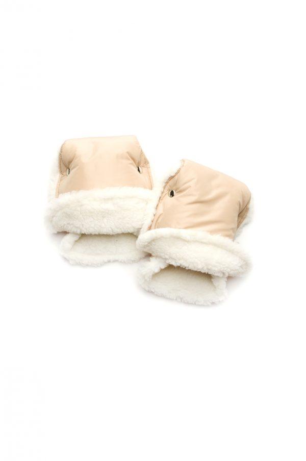 теплые рукавицы для коляски недорого от производителя