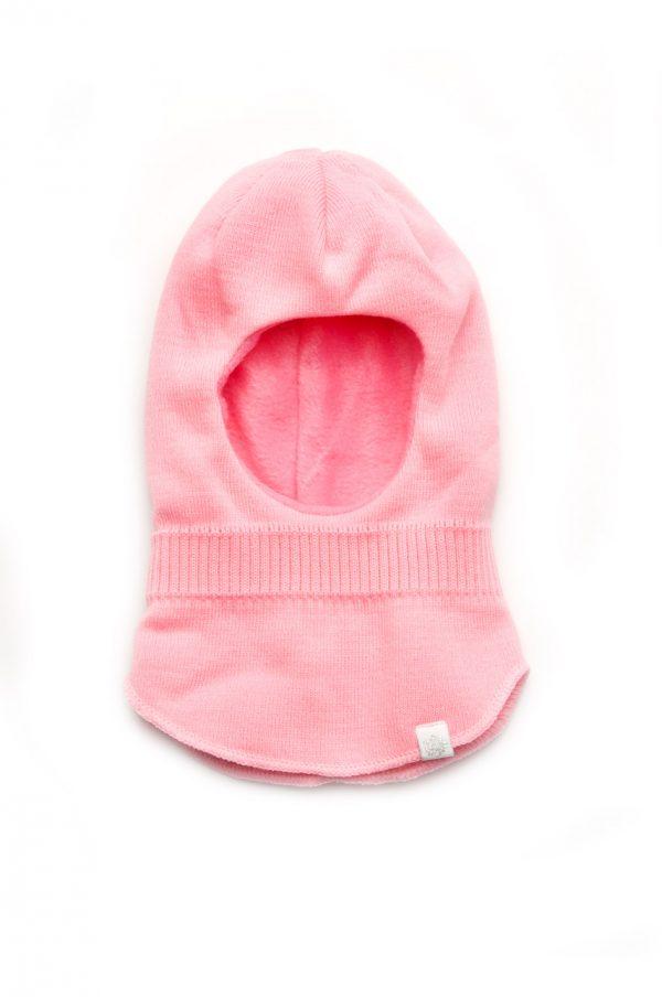 детская шапка шлем розовая купить Харьков