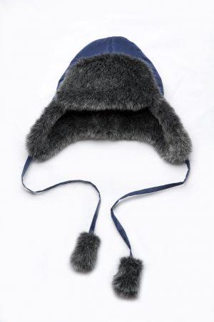 модная шапка ушанка купить Киев