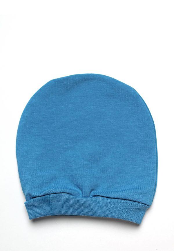 качественная трикотажная шапочка для новорожденного купить Днепр
