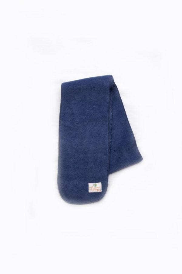 синий флисовый шарф для детей купить Киев