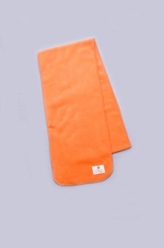 флисовый шарф оранжевый купить Харьков