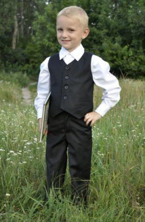 жилет рубашка брюки для мальчика в школу купить