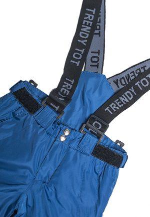 штаны на лямках зимние для мальчика недорого