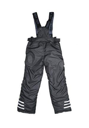 купить брюки на подтяжках для мальчика зимние