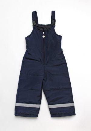 штаны деми с высокой грудкой спинкой для мальчика