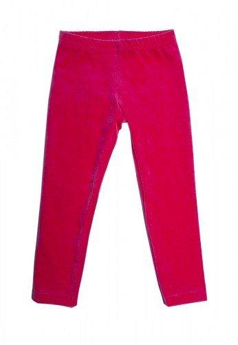 купить стрейчевые брюки для девочки малиновые