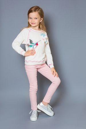 красивый реглан свитшот для девочки купить Киев