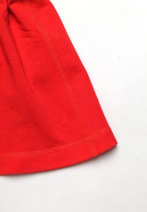 красная детская юбка купить Харьков