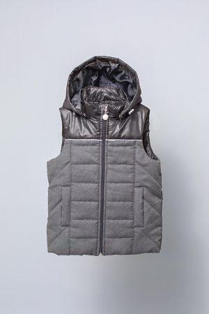 модный жилет серый для мальчика купить Харьков