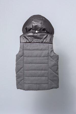 детская жилетка с капюшоном для мальчика купить с доставкой