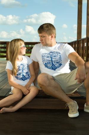 качественная футболка мужская фэмили лук купить недорого