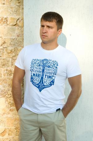 футболка мужская фэмили лук папа купить Киев