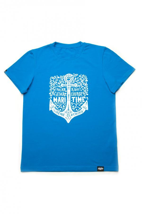 качественная мужская футболка family look недорого