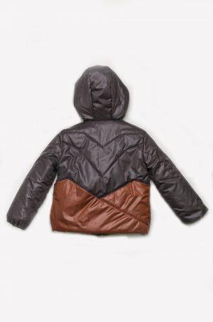 куртка с простежкой для мальчика купить Днепр