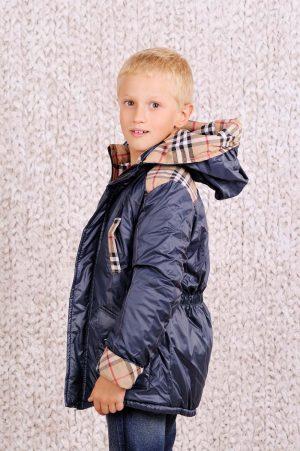 куртка парка теплая для мальчика купить Киев