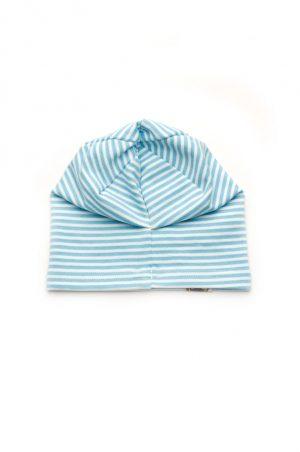 недорогая шапочка для мальчика с защипом на затылке