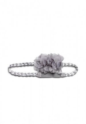 красивая повязка с цветком ручной работы недорого