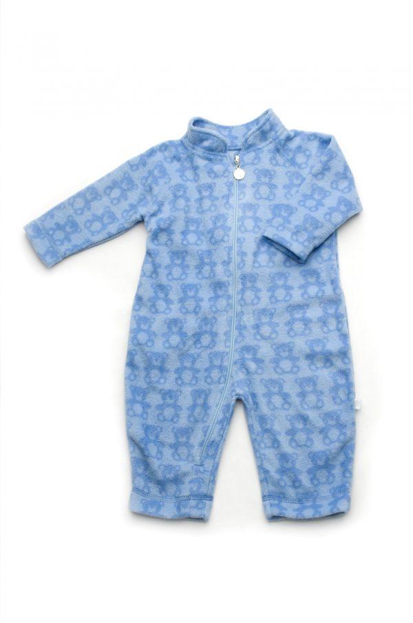 недорогой флисовый комбинезон для новорожденного мальчика