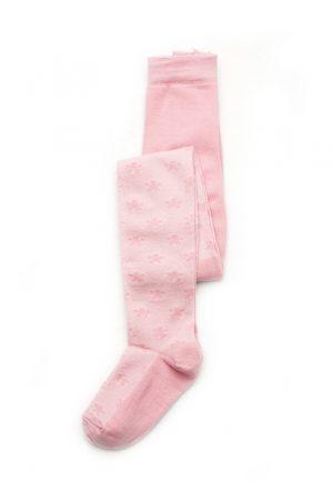красивые ажурные колготки розовые для девочки купить Днепр