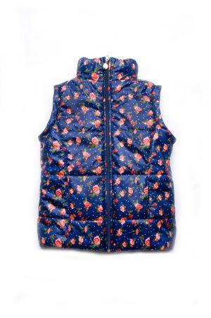 красивая куртка-жилет для девочки купить Киев