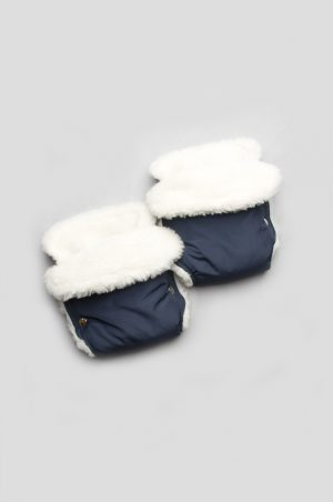 теплые рукавицы на овчине для коляски купить Киев