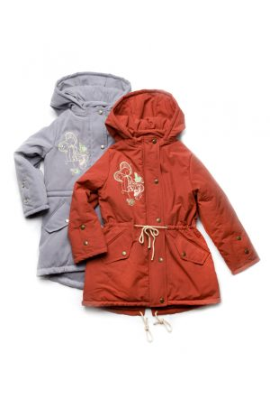 зимняя куртка парка для девочки купить Днепр