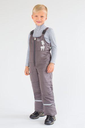 теплый полукомбинезон для мальчика купить Киев