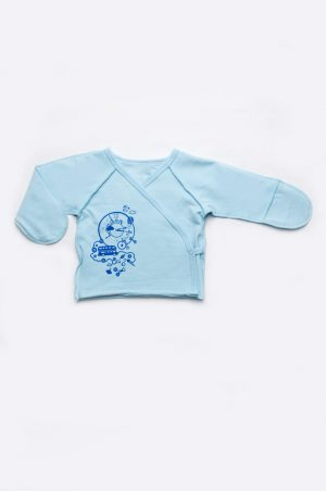 качественная распашонка для новорожденного мальчика Днепр
