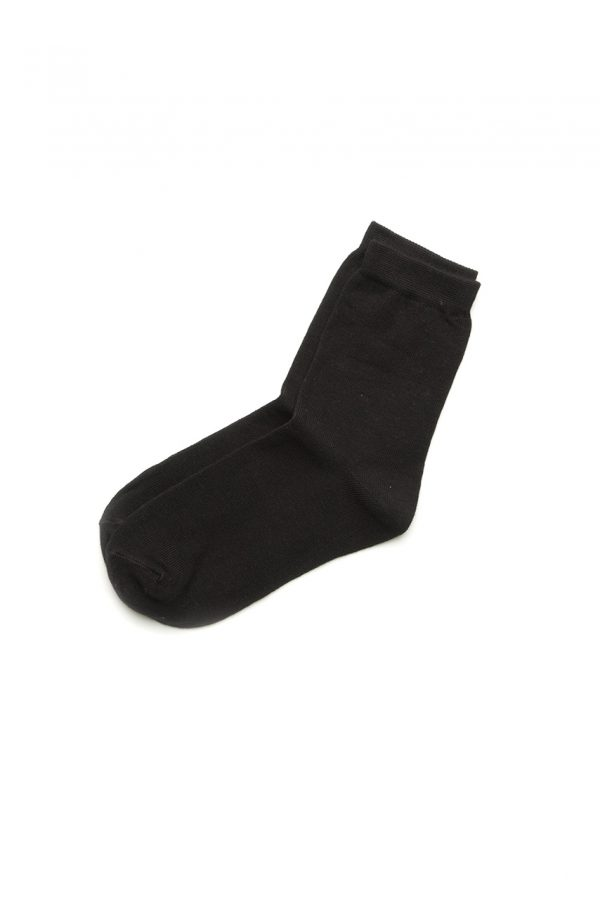 качественные носки темно-серые для мальчика