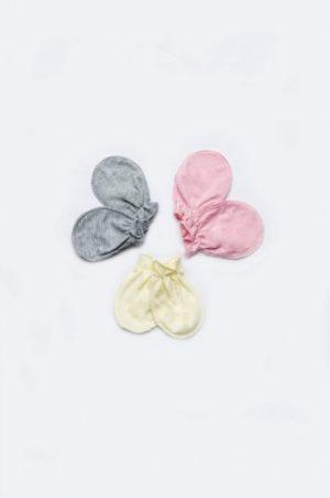 рукавички царапки для малышей недорого летние