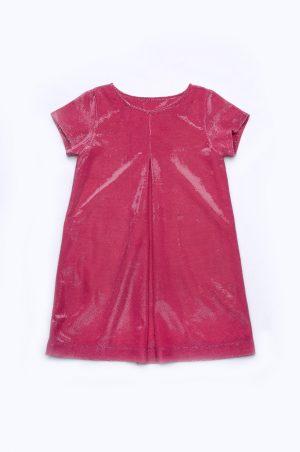 блестящее платье с люрексом для девочки купить Киев