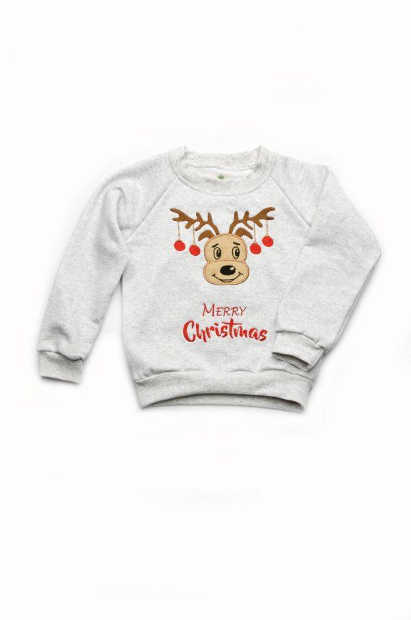 рождественский свитшот купить недорого в интернет-магазине