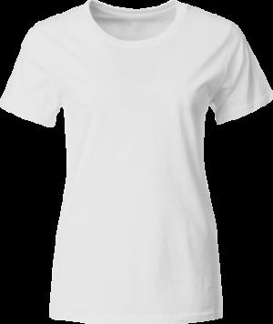 универсальная футболка белого цвета женская
