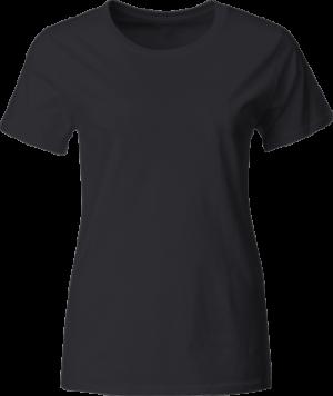 черная женская футболка купить недорого