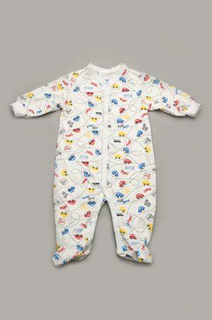 хлопковый комбинезон для малыша купить Харьков