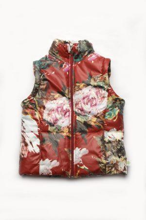 куртка-жилетка для девочки купить Киев