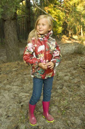 красивая куртка-жилетка демисезонная недорого