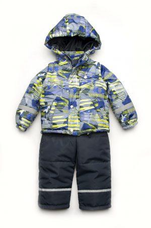 демисезонная куртка-жилет полукомбинезон для мальчика недорого