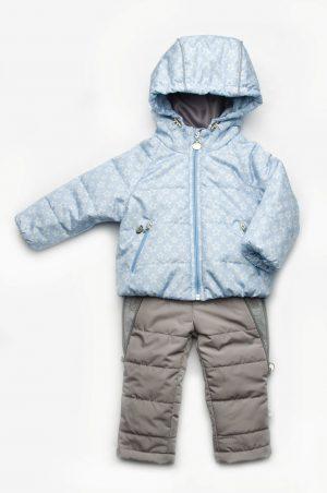 демисезонная куртка и штаны для мальчика купить