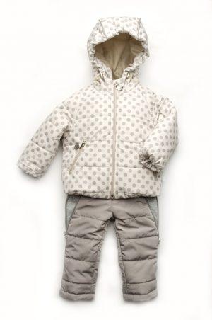демисезонная куртка и штаны для девочки купить Киев