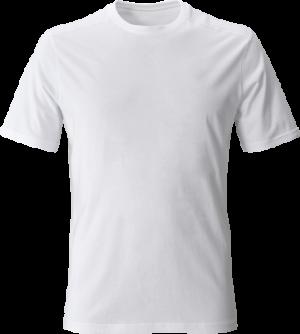 белая мужская футболка под печать купить